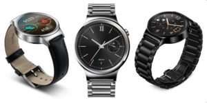 Умные часы Huawei Watch c Android Wear