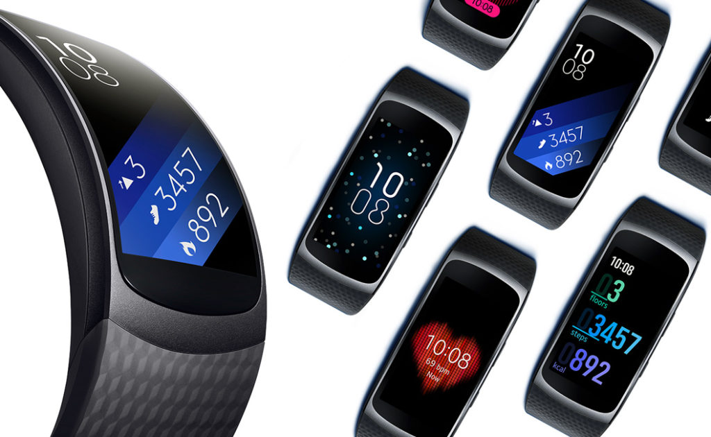 функции Samsung Gear Fit2