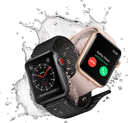 смарт-часы apple watch 3